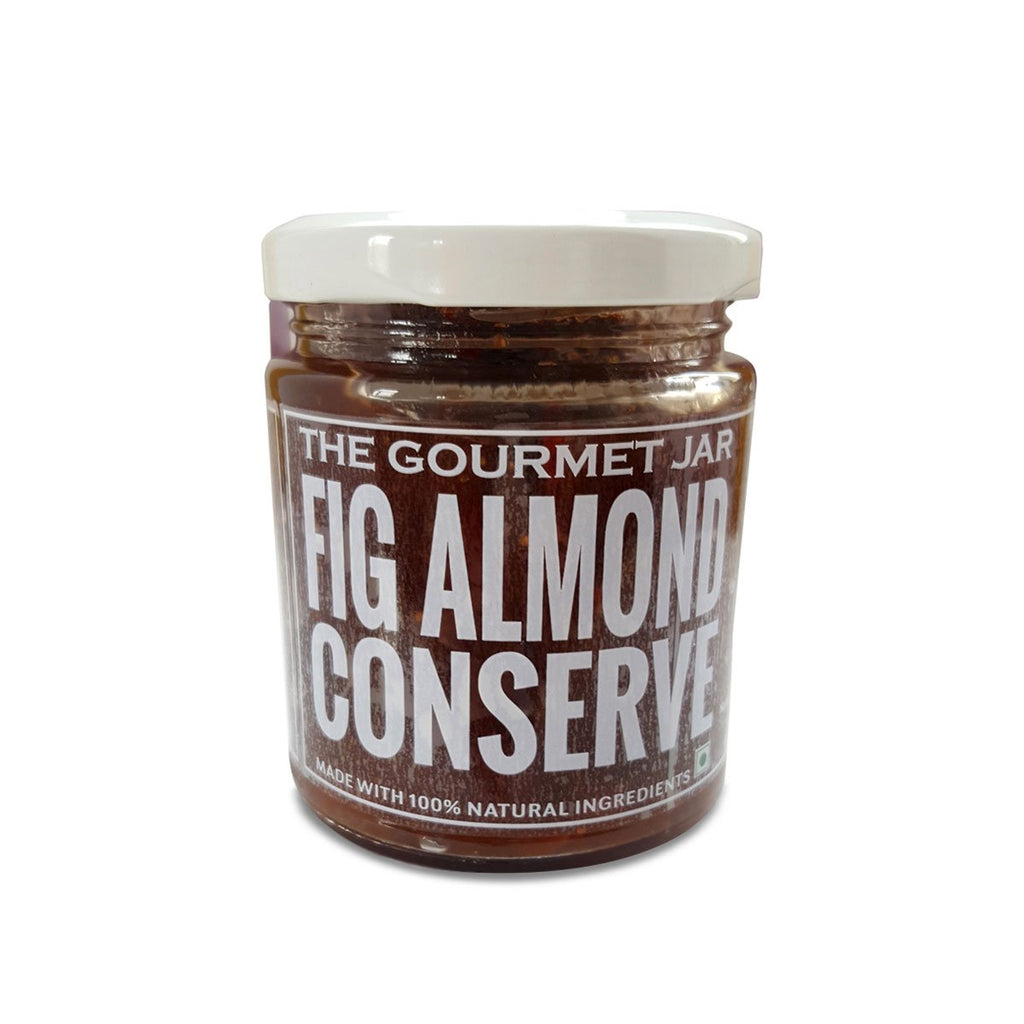 Food & Beverages - Fig Almond Conserve