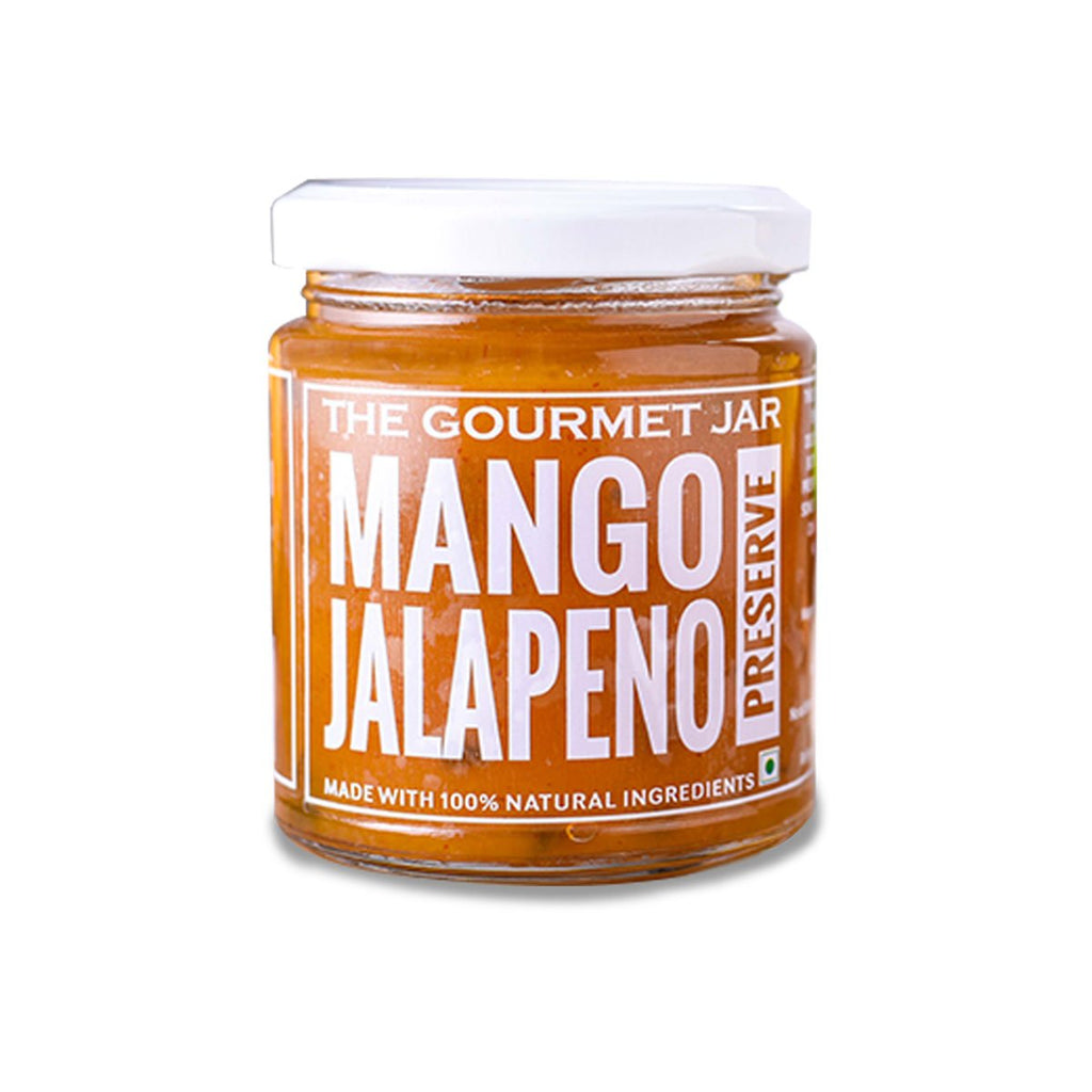 Food & Beverages - Mango Jalapeno Preserve