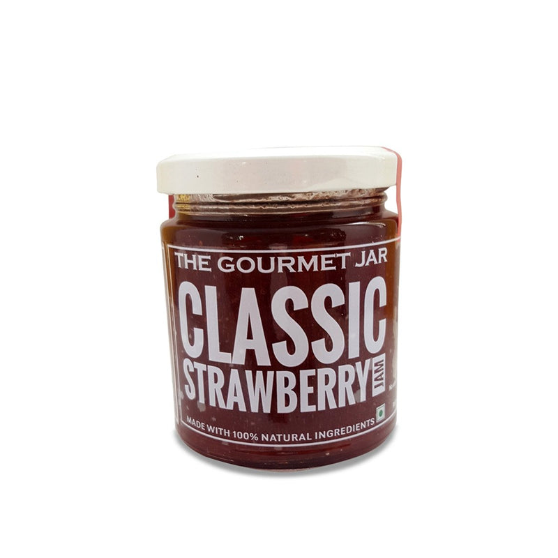 Food & Beverages - Classic Strawberry Jam