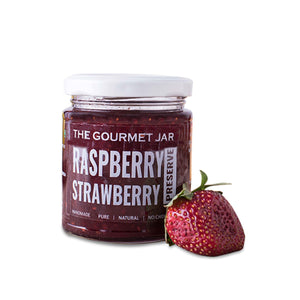 Food & Beverages - Raspberry Strawberry Preserve