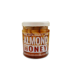Food & Beverages - Almond Honey