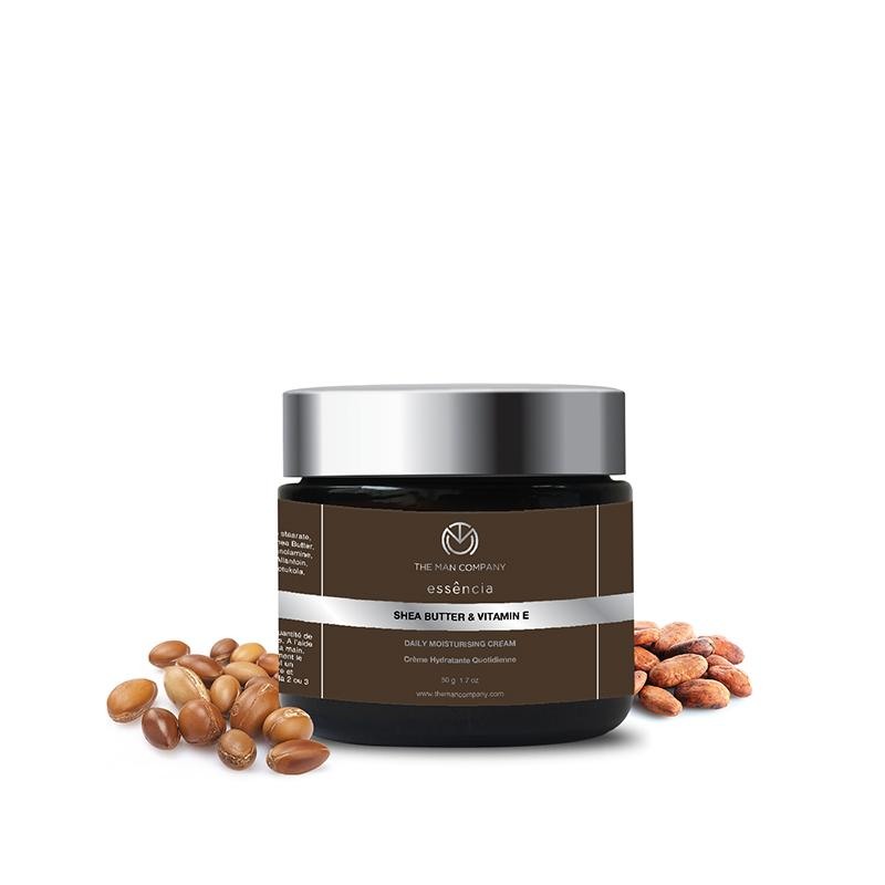 Essencia Shea Butter & Vitamin E Daily Moisturizing Cream