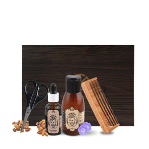 Beard Box - Argan & Geranium