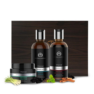 Charcoal Cleansing Kit