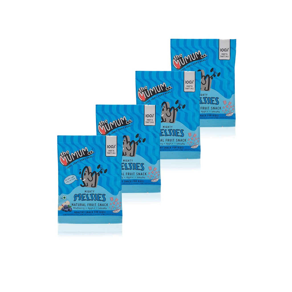 Blueberry Apple Melties Multipack - Pack of 4