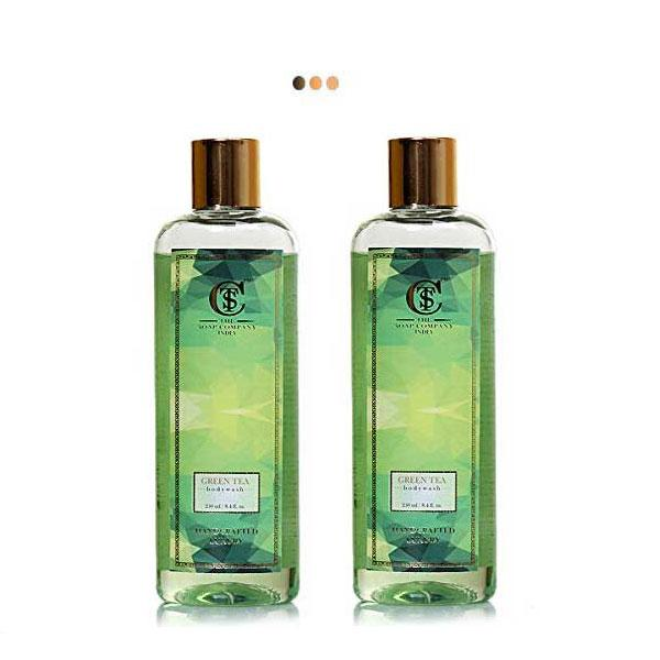 Green Tea Body Wash (Pack of 2)