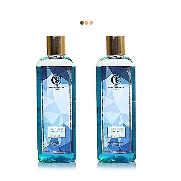 Aqua Fresh Body Wash (Pack of 2)