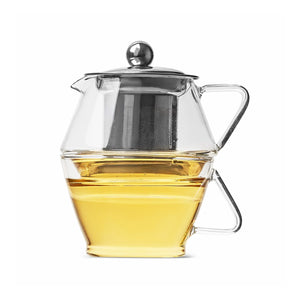 Uno Teapot with Teacup