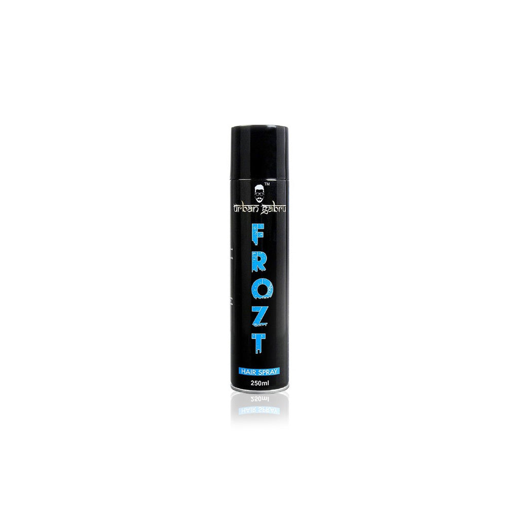 Frozt Extreme Hold Hair Spray - Unisex