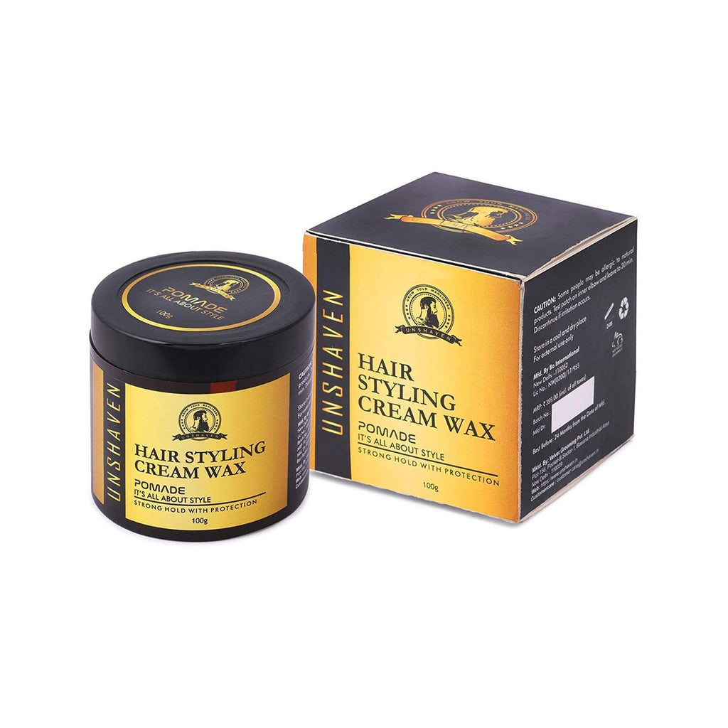 Pomade Hair Styling Daily Use Cream Wax