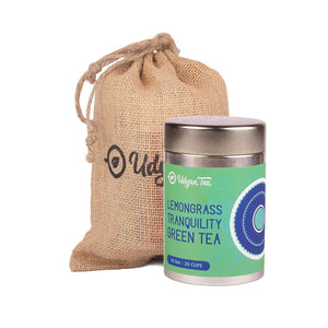 Lemongrass Tranquility Green Tea