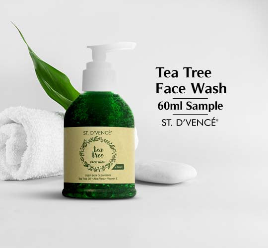 Tea Tree Face Wash -60ml