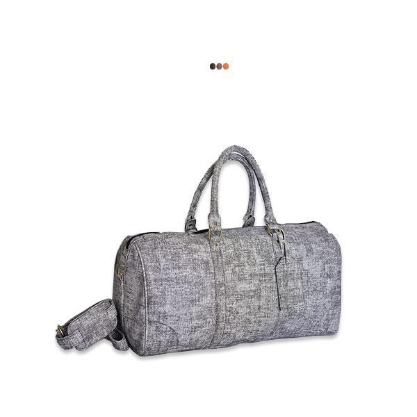 Accessories - Ash Weekender Duffel In Vegan Leather