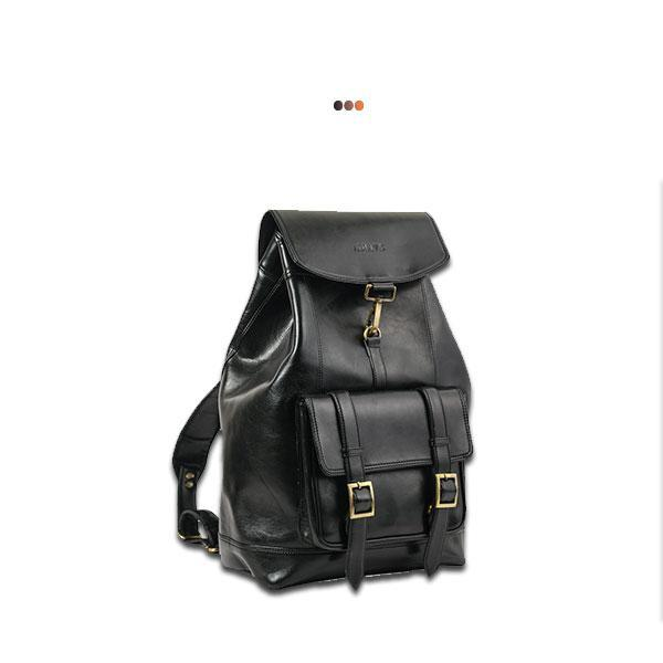 Accessories - Black Explorer Backpack In Vegan Leather