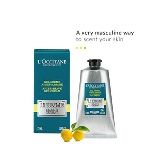 Aftershave - L'Homme Cologne Cedrat Gel-Cream After-Shave