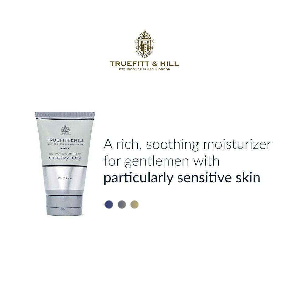 Ultimate Comfort Aftershave Balm Travel Tube from  Truefitt & Hill | Smytten