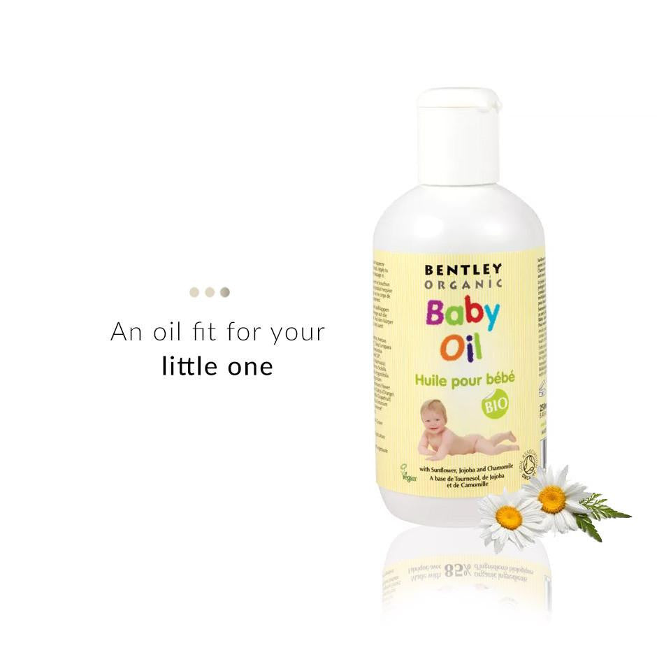 Baby Care - Baby Oil