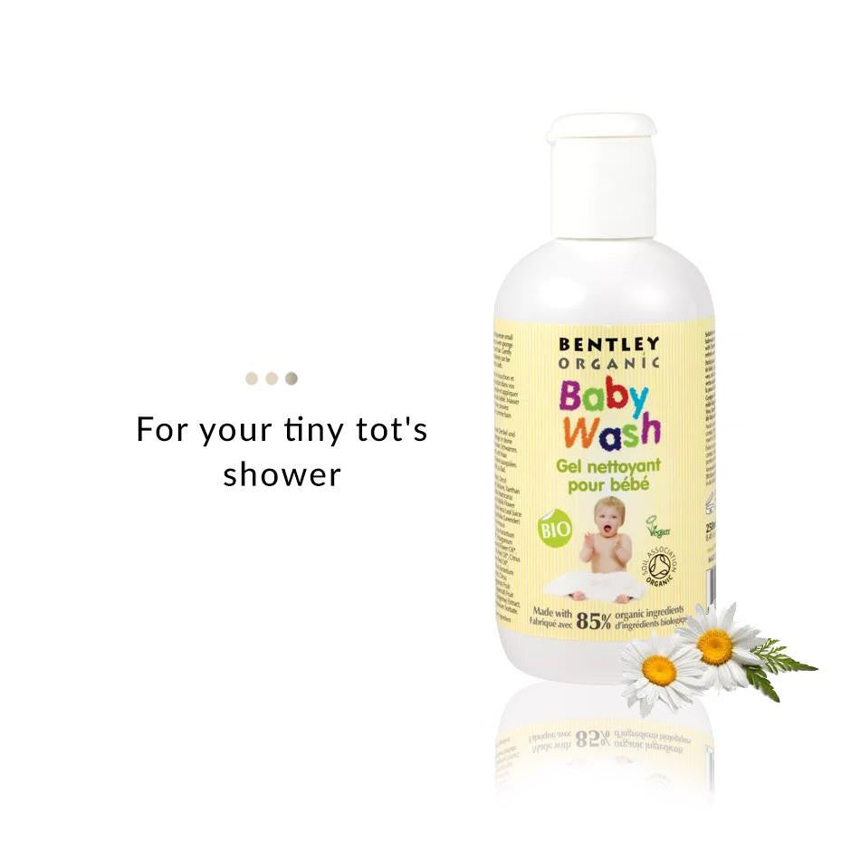 Baby Care - Baby Wash