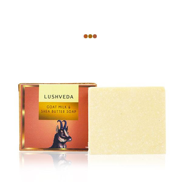 Bath And Shower - Goat Milk & Shea Butter Soap