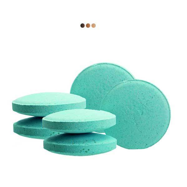 Bath And Shower - Lagoon Water Bath Pebbles (Pack Of 6)