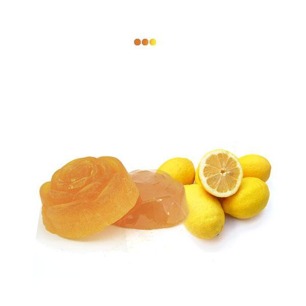 Bath And Shower - Lemon Pure Glycerin Soap