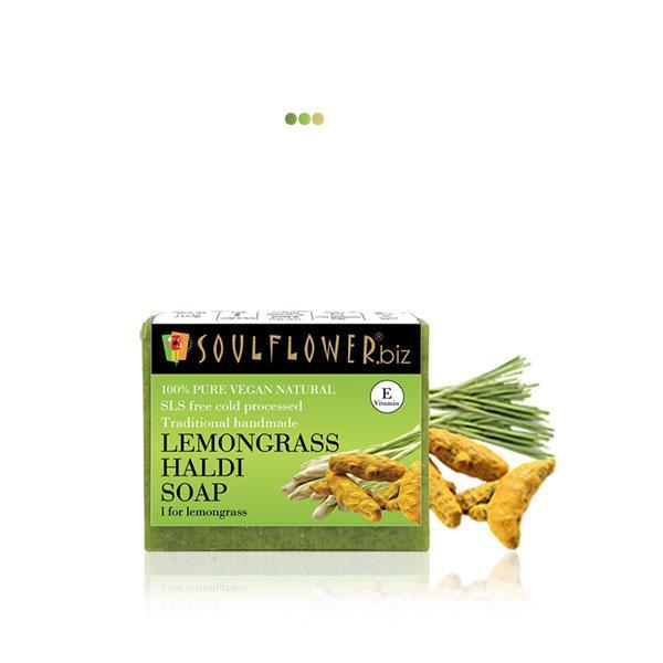 Bath And Shower - Lemongrass Haldi Soap
