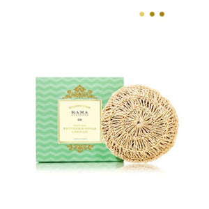 Bath And Shower - Natural Vetiver & Sisal Loofah