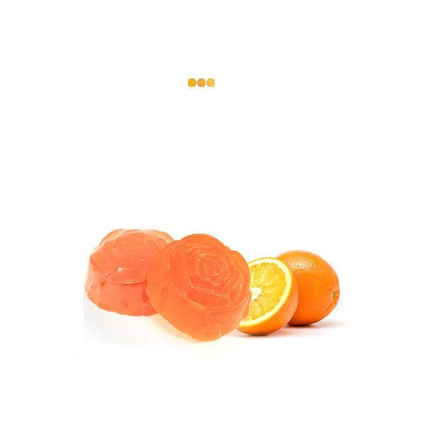 Bath And Shower - Orange Pure Glycerin Soap