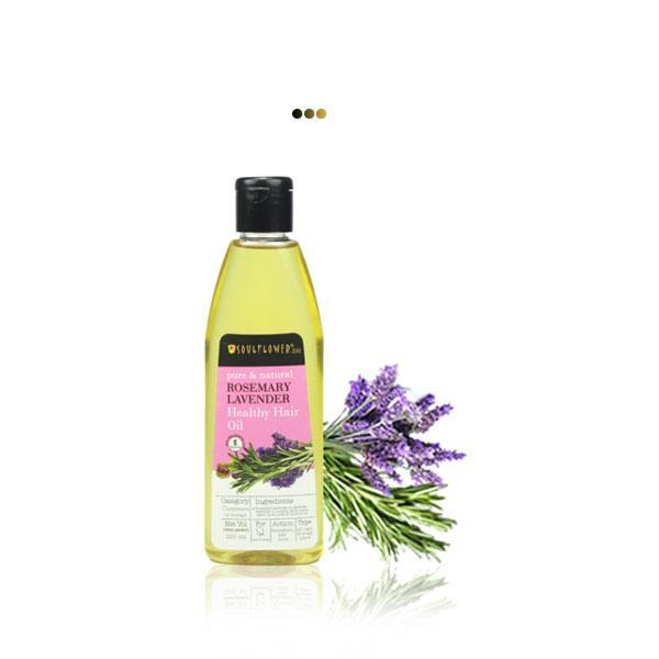 Bath And Shower - Rosemary Lavender Healthy Hair Oil