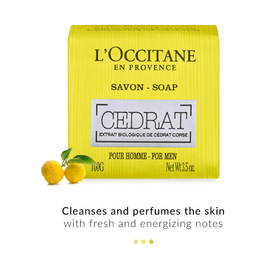 Bath & Body - C̩drat Soap