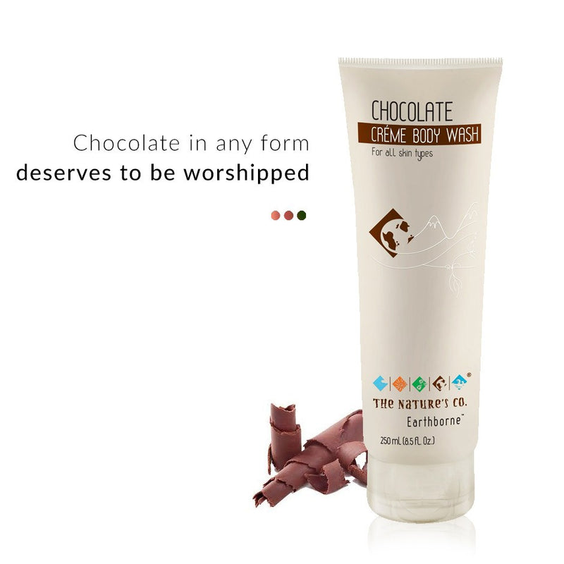 Chocolate Creme Body Wash on Smytten | Bath & Body | The Nature's Co