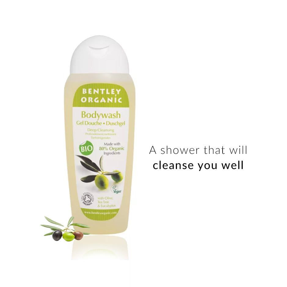 Bath & Body - Deep Cleanising Bodywash