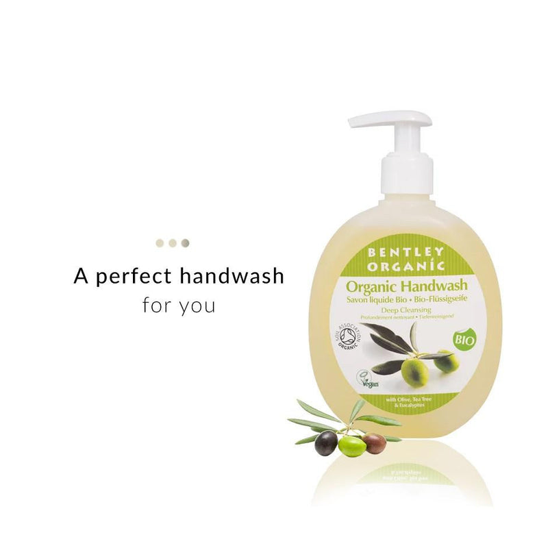 Bath & Body - Deep Cleanising Handwash