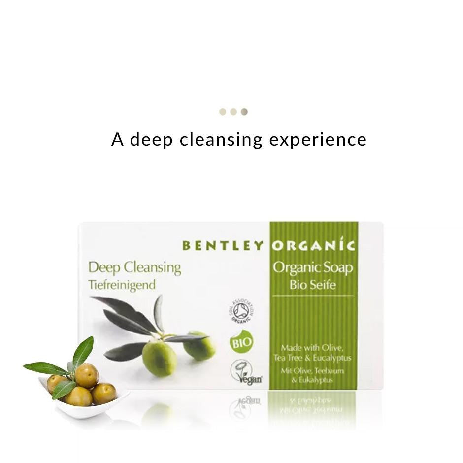 Bath & Body - Deep Cleansing Soap