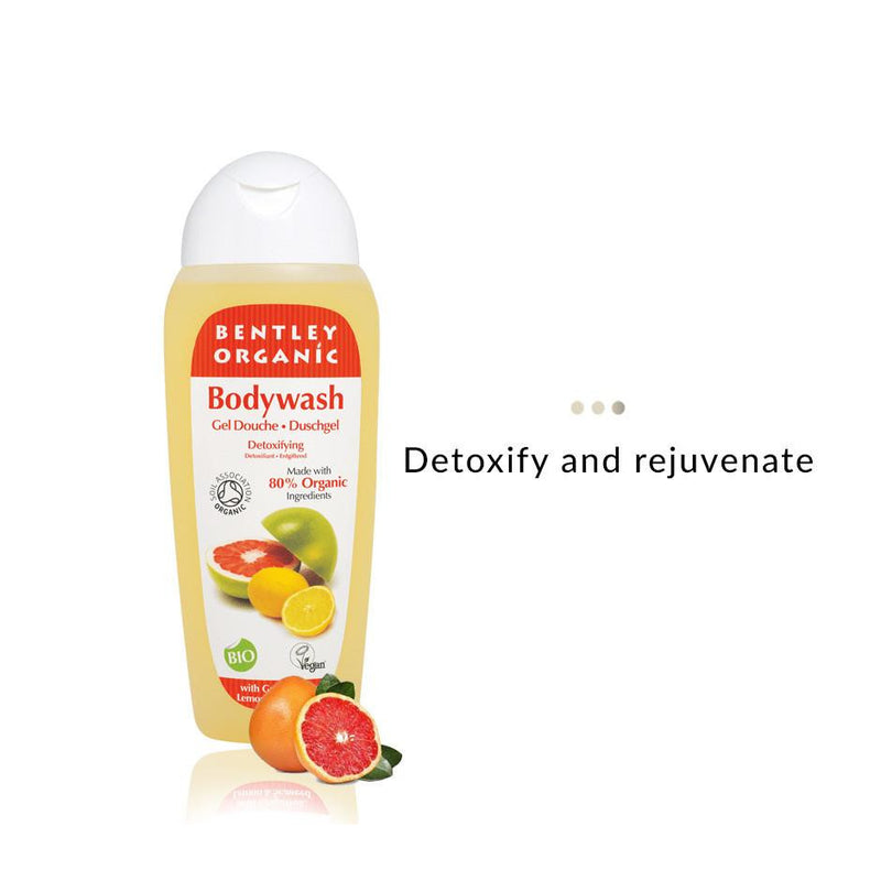 Bath & Body - Detoxifiying Bodywash