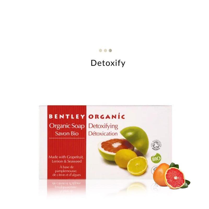 Bath & Body - Detoxifiying Soap
