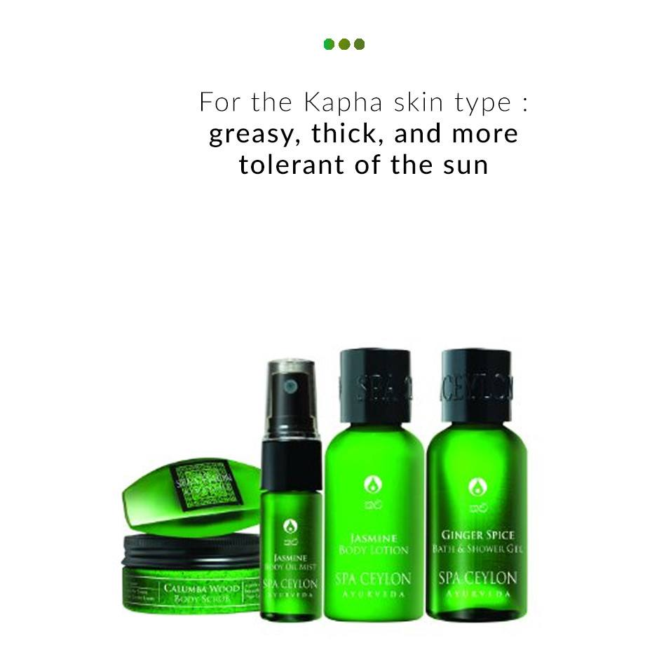 Bath & Body - KAPHA - BATH & BODY CARE DISCOVERY SET