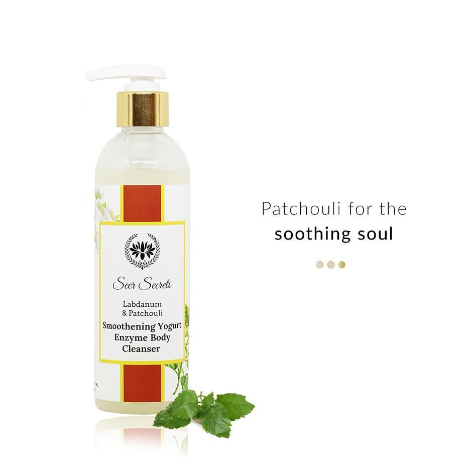 Bath & Body - Labdanum & Patchouli Smoothening Yogurt Enzyme Body Cleanser