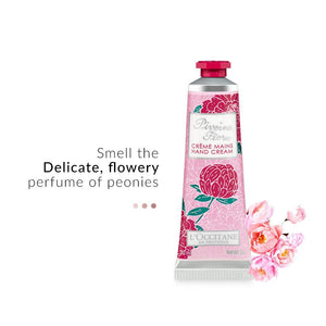 Bath & Body - Pivoine Flora Hand Cream