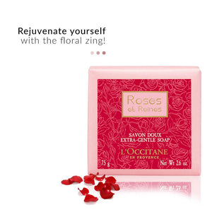 Bath & Body - Roses Et Reines Extra-gentle Soap