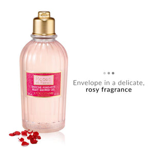 Roses et Reines Silky Shower Gel | L'Occitane En Provence | Shop on Smytten