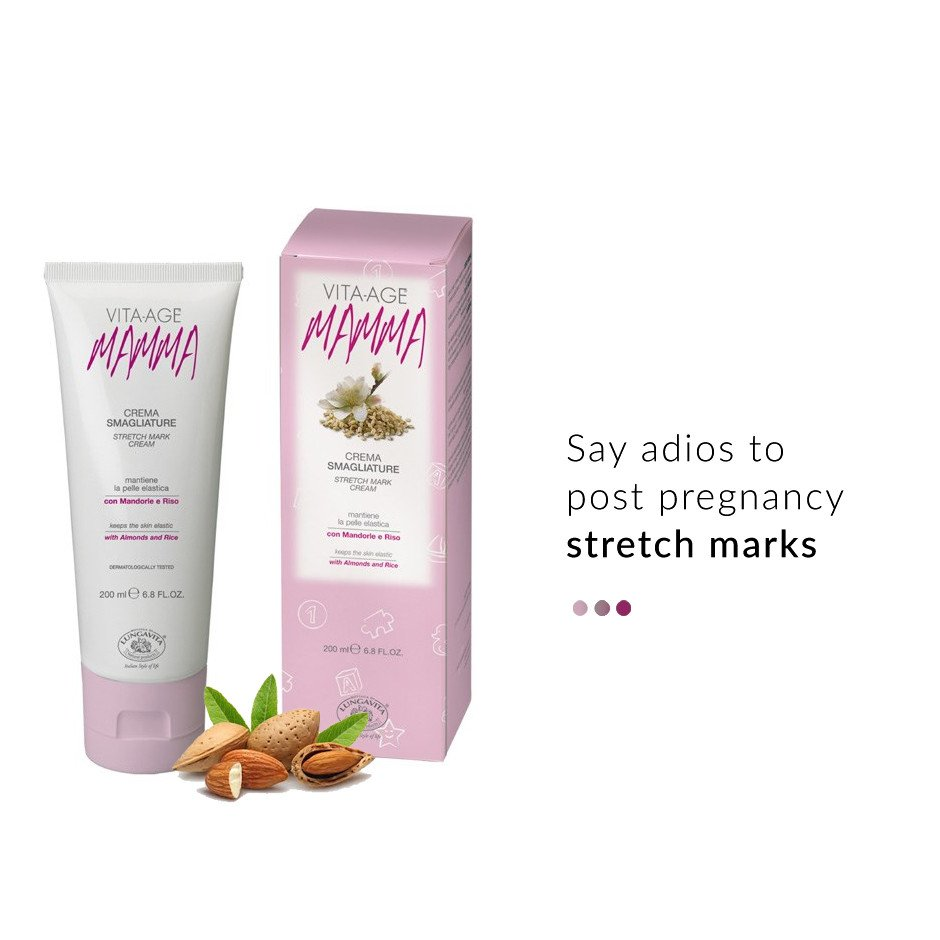 Bath & Body - Vita Age MAMMA Stretch Mark Cream