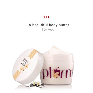 Body Butter - Vanilla & Fig Feel The Fudge Body Butter