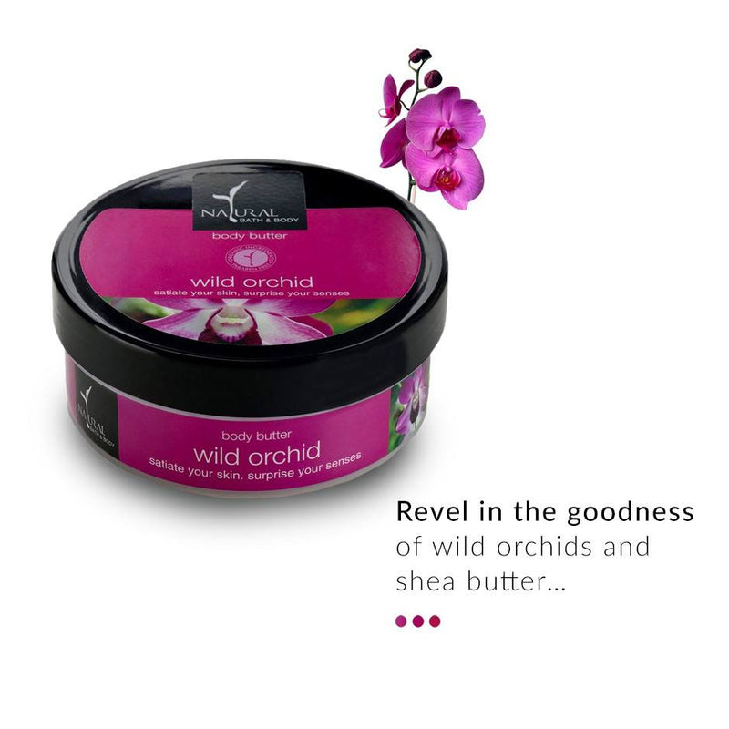 Wild Orchid Body Butter from  Natural Bath & Body | Smytten