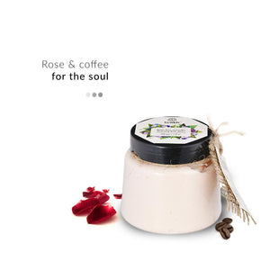 Hydrating body butter-Mystic rose and coffee | Tvakh | Shop on Smytten