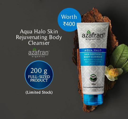 Body Cleanser - Aqua Halo Skin Rejuvenating Body Cleanser