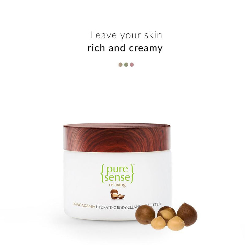 Body Cleanser - Hydrating Body Cleansing Butter