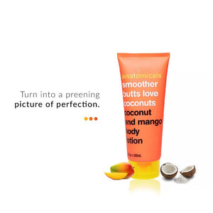 Body Lotion - Coconut And Mango Body Lotion
