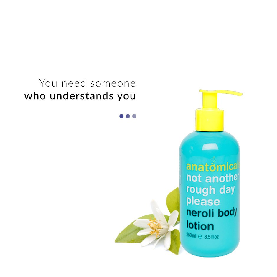 Neroli Body Lotion from  Anatomicals | Smytten