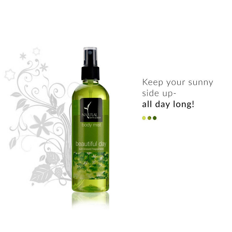 Beautiful Day Body Mist on Smytten | Body mist | Natural Bath & Body